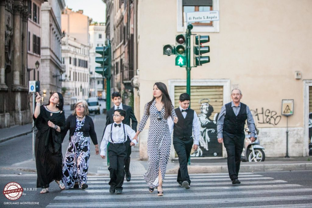 photographer in Rome WWW.MADEINITALYWEB.IT GIROLAMO MONTELEONE Yvette & family in Rome 2016giugno060603422038