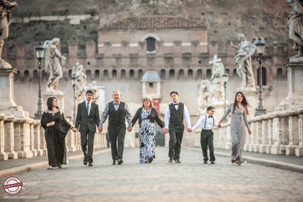 photographer in Rome WWW.MADEINITALYWEB.IT GIROLAMO MONTELEONE Yvette & family in Rome 2016giugno060610252050