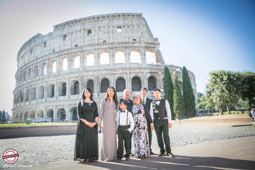 photographer in Rome WWW.MADEINITALYWEB.IT GIROLAMO MONTELEONE Yvette & family in Rome 2016giugno060820413042