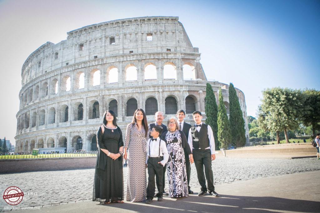 photographer in Rome WWW.MADEINITALYWEB.IT GIROLAMO MONTELEONE Yvette & family in Rome 2016giugno060820413042