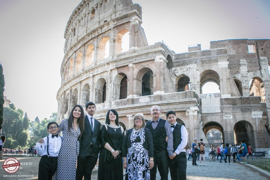 photographer in Rome WWW.MADEINITALYWEB.IT GIROLAMO MONTELEONE Yvette & family in Rome 2016giugno060825123061