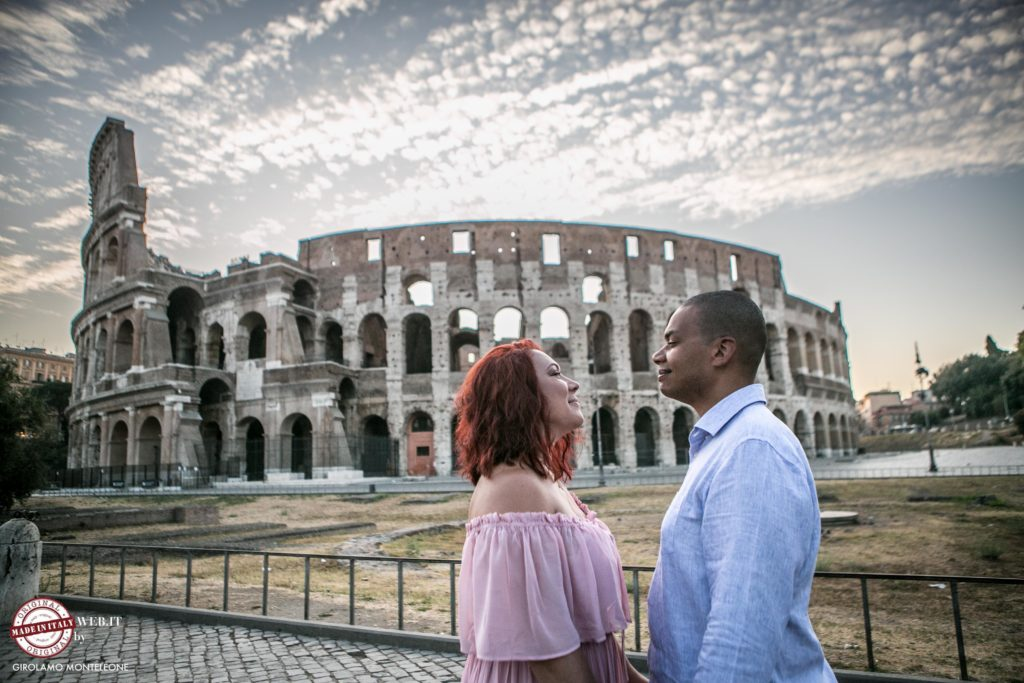 PHOTOGRAPHER IN ROME ANNIVERSARY HONEYMOON GIROLAMO MONTELEONE photoshooting in Rome couple from New Jersy Cindy & Orlando 2016agosto210645329233
