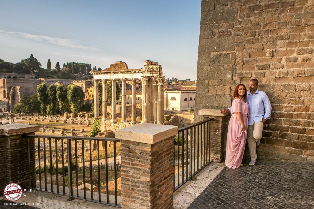 PHOTOGRAPHER IN ROME ANNIVERSARY HONEYMOON GIROLAMO MONTELEONE photoshooting in Rome couple from New Jersy Cindy & Orlando 2016agosto210727049338
