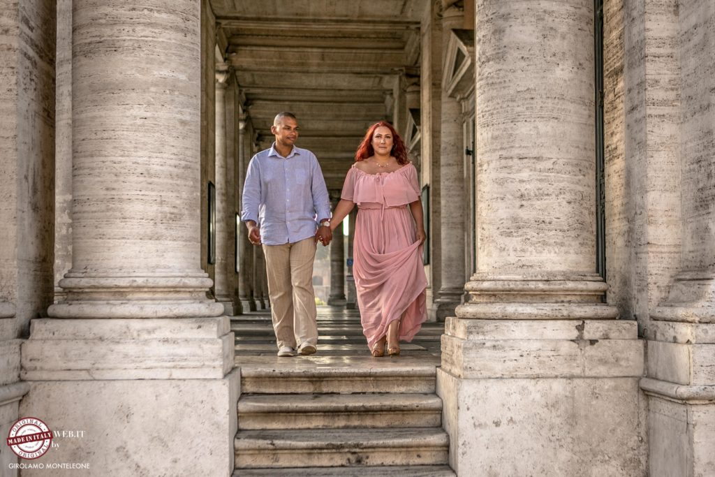 PHOTOGRAPHER IN ROME ANNIVERSARY HONEYMOON GIROLAMO MONTELEONE photoshooting in Rome couple from New Jersy Cindy & Orlando 2016agosto210735249360