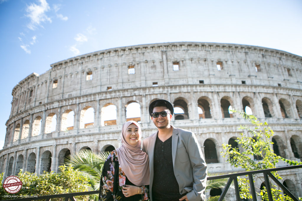 photoshooting in Rome Muslim Singaporean couple Fairoz & Nurulhuda2016agosto061807588299