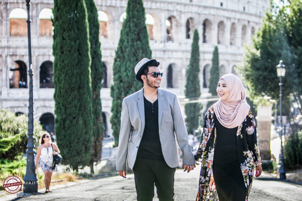 photoshooting in Rome Muslim Singaporean couple Fairoz & Nurulhuda2016agosto061812414600