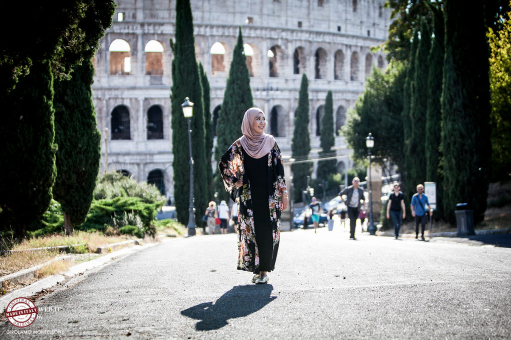 photoshooting in Rome Muslim Singaporean couple Fairoz & Nurulhuda2016agosto061814214604