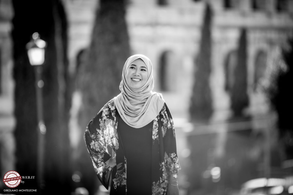 photoshooting in Rome Muslim Singaporean couple Fairoz & Nurulhuda2016agosto061814244606