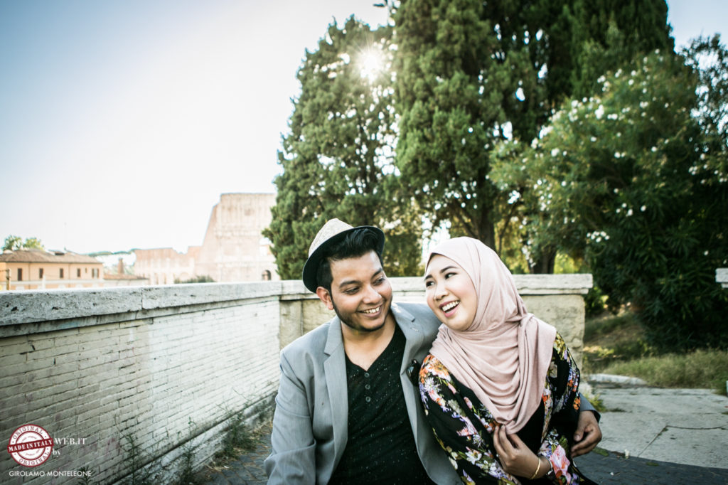 photoshooting in Rome Muslim Singaporean couple Fairoz & Nurulhuda2016agosto061818288345