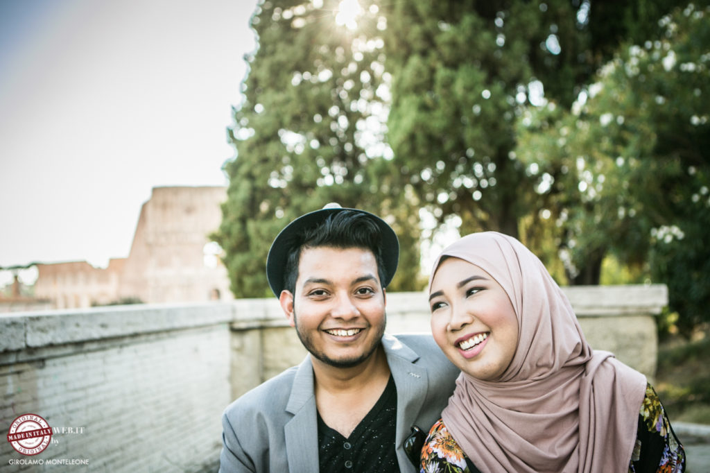 photoshooting in Rome Muslim Singaporean couple Fairoz & Nurulhuda2016agosto061818318347