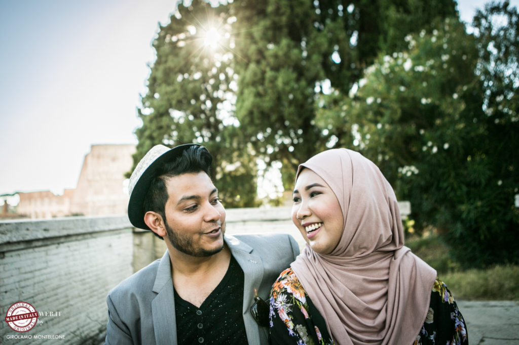 photoshooting in Rome Muslim Singaporean couple Fairoz & Nurulhuda2016agosto061818338348
