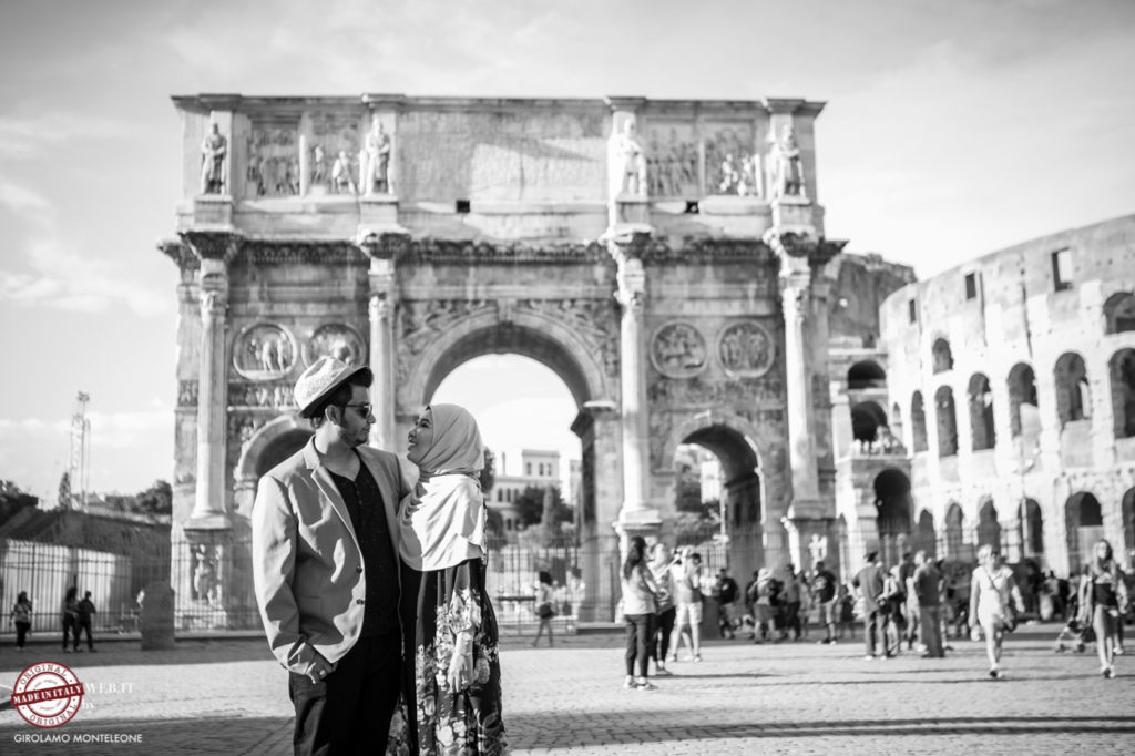 photoshooting in Rome Muslim Singaporean couple Fairoz & Nurulhuda2016agosto061839218396