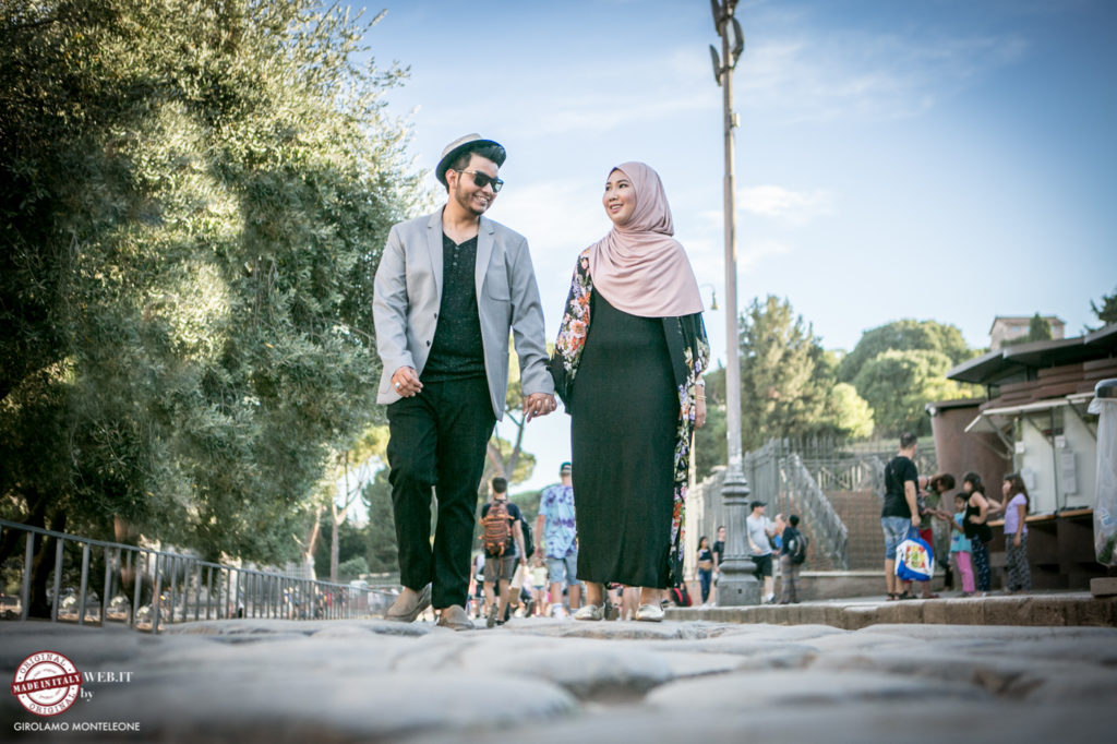 photoshooting in Rome Muslim Singaporean couple Fairoz & Nurulhuda2016agosto061848168422
