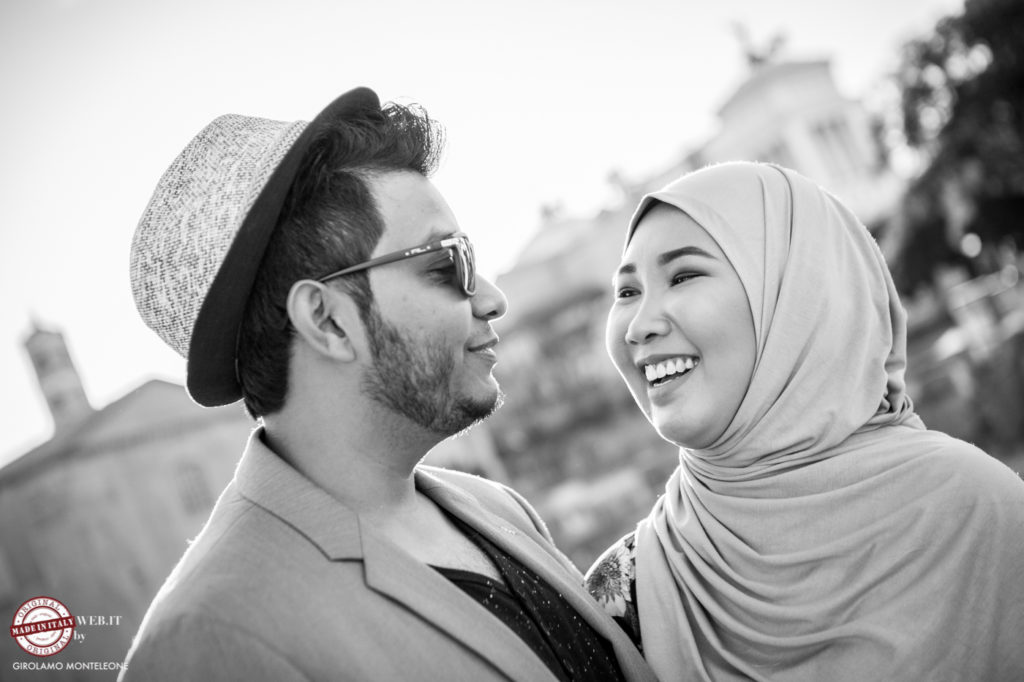 photoshooting in Rome Muslim Singaporean couple Fairoz & Nurulhuda2016agosto061901178445