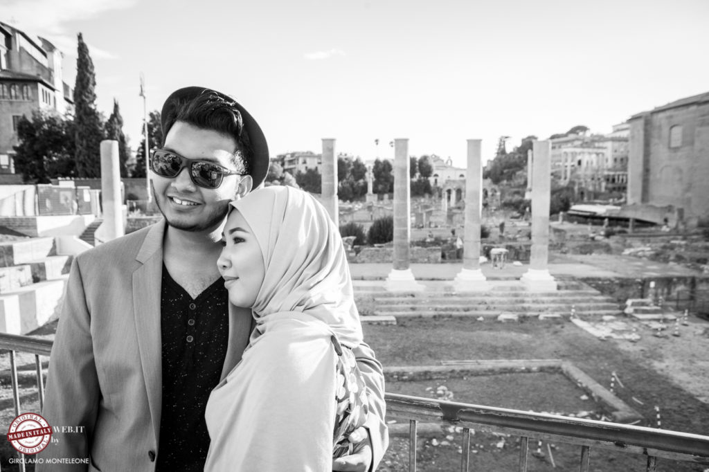 photoshooting in Rome Muslim Singaporean couple Fairoz & Nurulhuda2016agosto061901408453