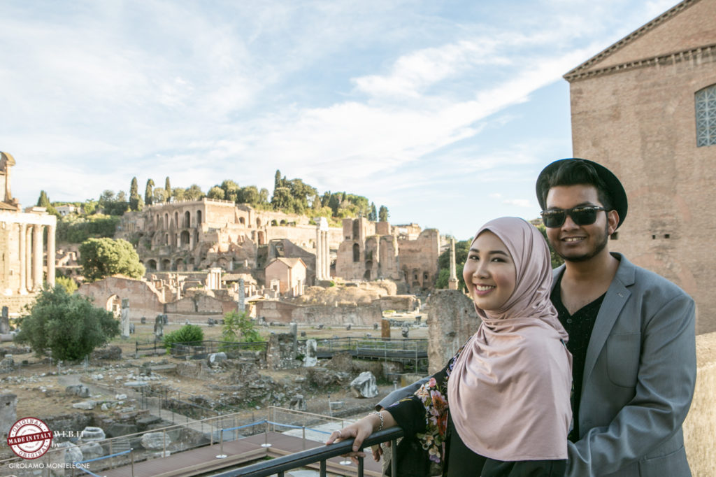 photoshooting in Rome Muslim Singaporean couple Fairoz & Nurulhuda2016agosto061907158469