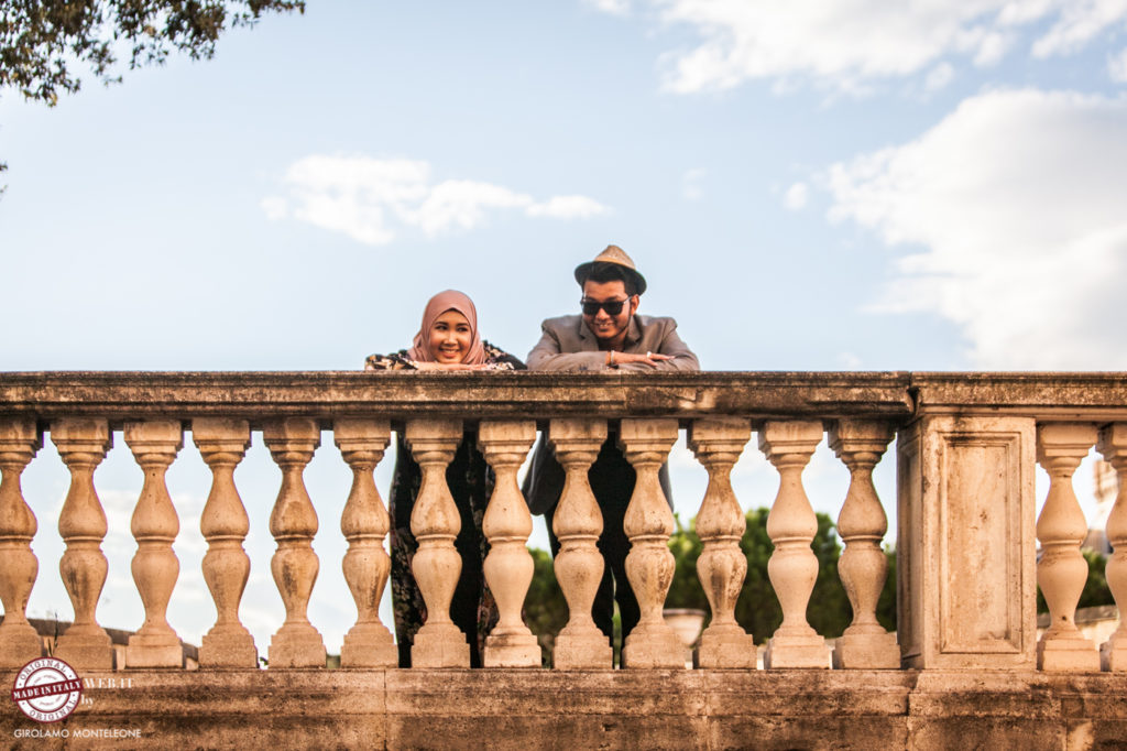 photoshooting in Rome Muslim Singaporean couple Fairoz & Nurulhuda2016agosto061927274735