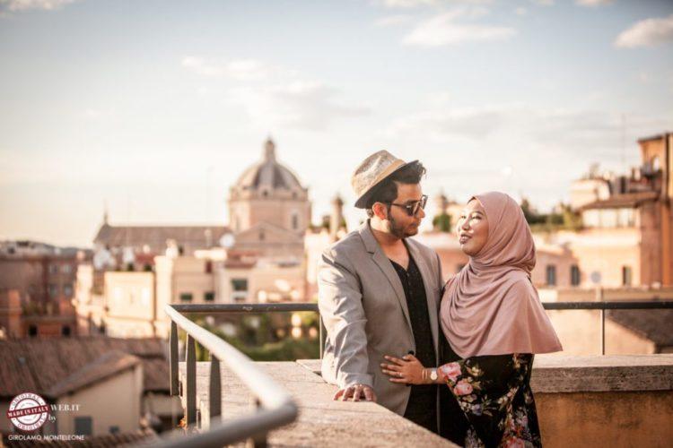 photoshooting in Rome  Muslim Singaporean couple Fairoz & Nurulhuda2016agosto061932214744