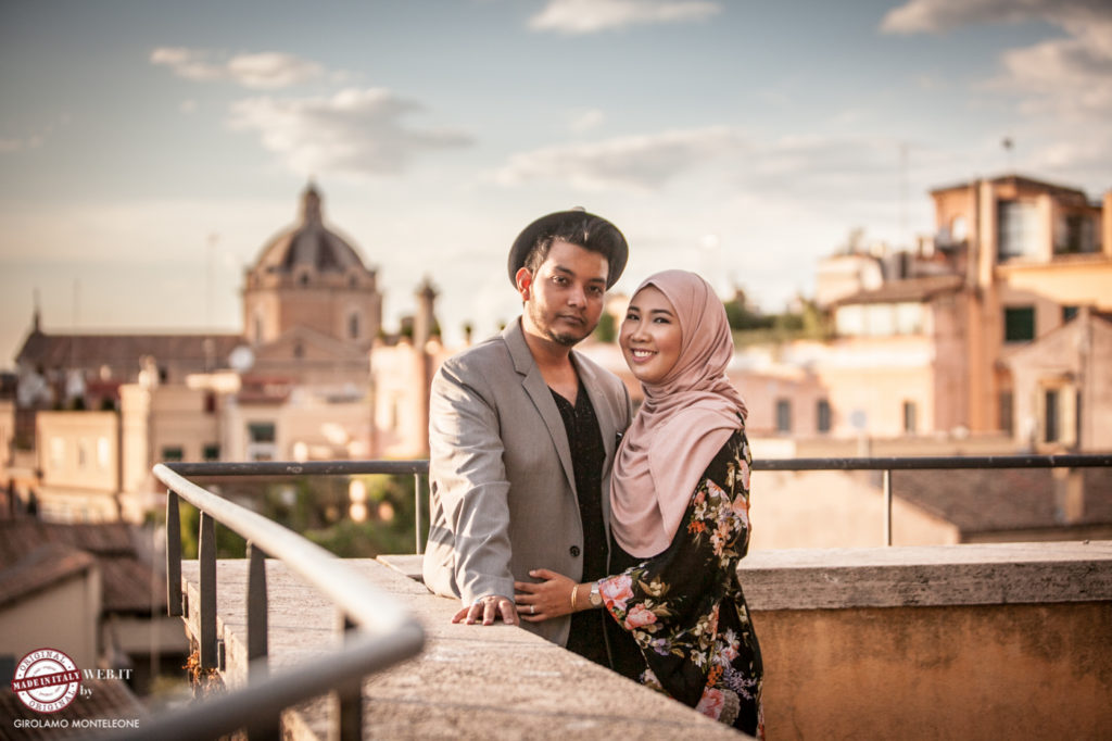 photoshooting in Rome Muslim Singaporean couple Fairoz & Nurulhuda2016agosto061932354747