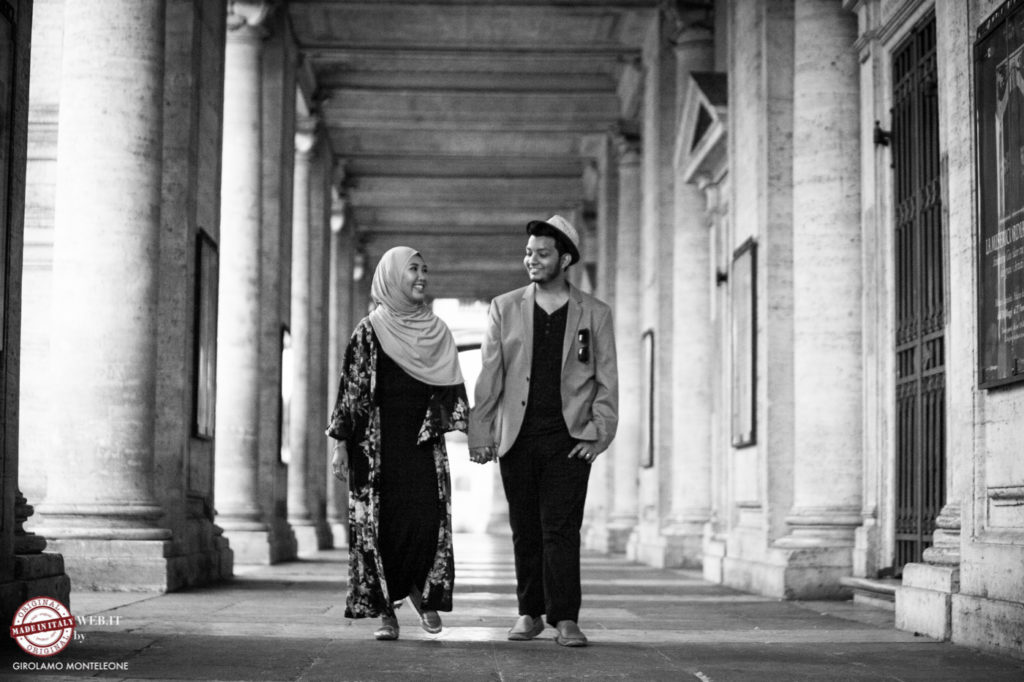 photoshooting in Rome Muslim Singaporean couple Fairoz & Nurulhuda2016agosto061943404766