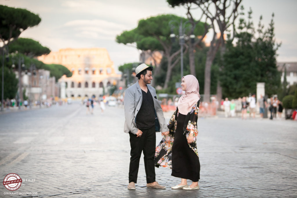 photoshooting in Rome Muslim Singaporean couple Fairoz & Nurulhuda2016agosto062006114824