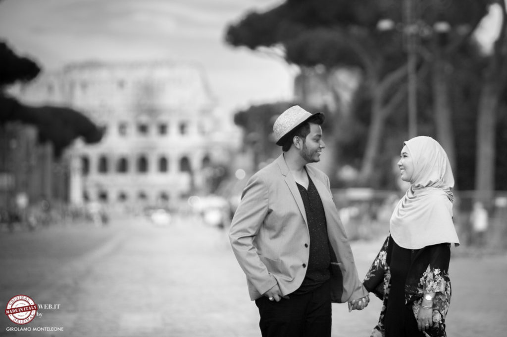 photoshooting in Rome Muslim Singaporean couple Fairoz & Nurulhuda2016agosto062006144826